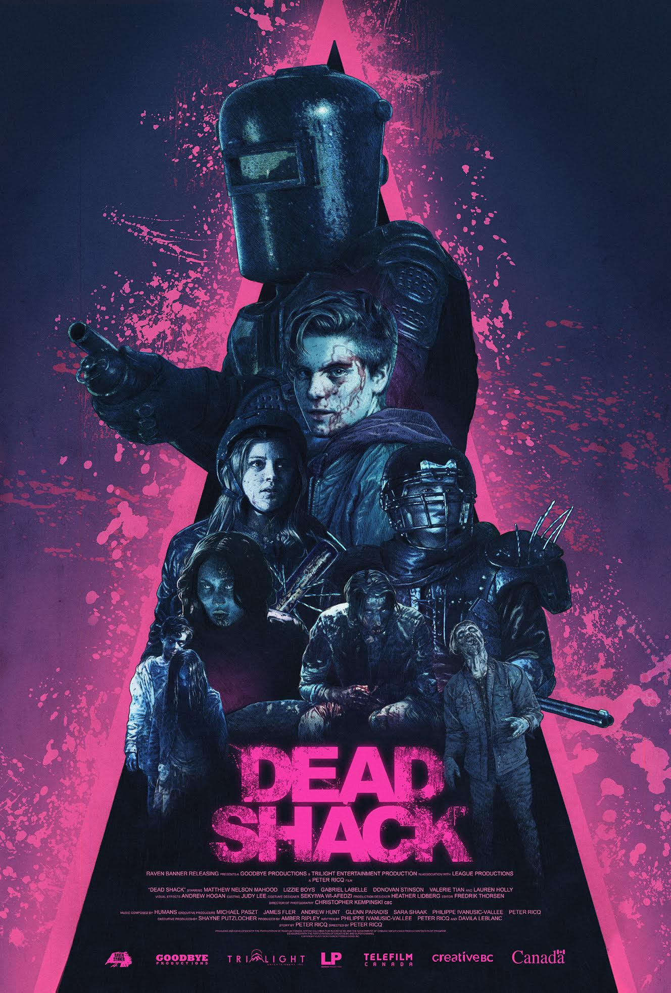 Dead Shack Poster - 2017